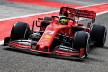 Bahrain F1 Test Times - Tuesday FINAL