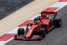 Bahrain F1 Test Times - Tuesday 5PM