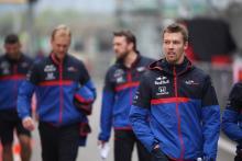 Kvyat: Toro Rosso still chasing qualifying sweet spot
