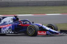 Honda changes power unit on Kvyat's car