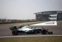 Bottas quickest, Albon crashes hard in China FP3
