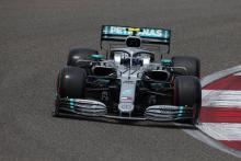 Bottas edges Hamilton for Chinese GP pole