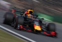Horner: Red Bull never set win targets with Honda for 2019