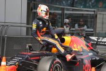 """Verstappen """"very mature"""" about Red Bull-Honda situation"""