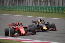 Red Bull expects gap to Mercedes, Ferrari to shrink