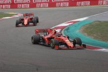 Brawn: Ferrari managing new balance between Vettel, Leclerc