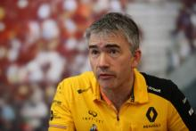 "Chester leaves Renault F1 team in ""major"" technical reshuffle"