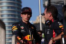 Horner: Verstappen will be at Red Bull next year