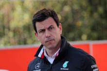 Wolff reaffirms Mercedes future in F1