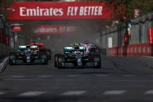 Hamilton sacrificed 'selfish' aggression for Mercedes