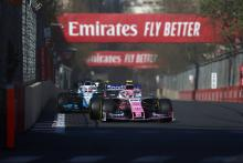 Stroll: Racing Point 'absolutely' in the fight for fourth