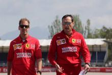 Ferrari yet to find to find 'silver bullet' fix - Vettel