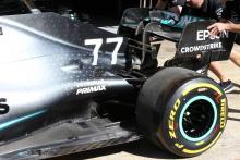 Mercedes, McLaren and Renault to begin 18-inch tyre testing