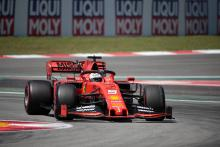Vettel: 'Fair picture' that Mercedes is quicker than Ferrari