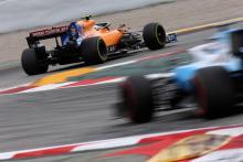 F1 Spanish Grand Prix - Qualifying Results