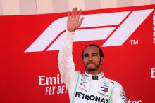 Hamilton names biggest threat for 2019 F1 title
