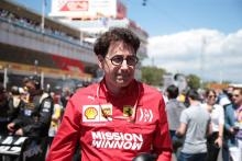 Brawn: Binotto knows what he is doing, doesn't need advice