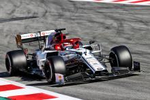 Spain F1 In-Season Test Times - Wednesday 12pm