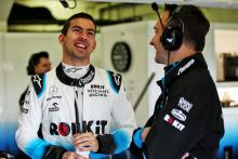 Latifi gets Williams F1 practice debut in Canada