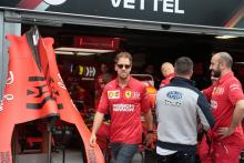 Vettel 'optimistic' for Monaco despite ongoing tyre struggles