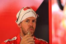 Vettel: We tried things but they didn't really work…