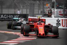 Leclerc leads final Monaco F1 practice as Vettel crashes