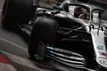 Hamilton 'surprised' by Mercedes' advantage in Monaco