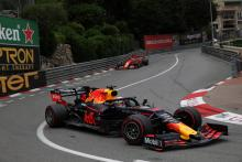 Red Bull considered second stop for Verstappen in Monaco