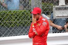 Vettel was 'worried' during Bottas/Verstappen pitlane clash