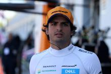 Sainz handed three-place grid penalty for Albon block