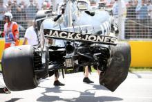 Magnussen set for pit lane start in Canada