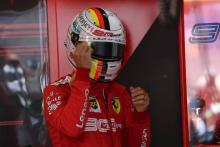 Vettel: Ferrari failed on French Grand Prix targets