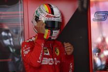 Vettel: Ferrari failed on French Grand Prix targets