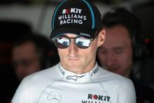 Williams: No plans to replace Kubica mid-season
