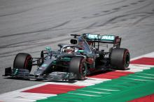 Hamilton gets Austrian GP grid drop for Raikkonen Q1 block