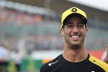 "Ricciardo has ""no regrets"" about Renault F1 switch"