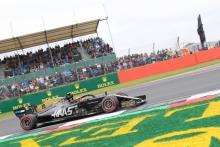 Harus menjalankan mobil F1 spesifikasi terpisah di GP Jerman
