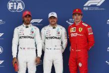 Hamilton: I'm chasing imaginary driver rather than Bottas