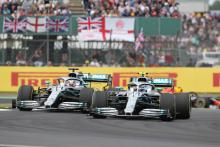 F1 British Grand Prix - Race Results