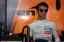 McLaren: No concerns over Norris foot injury