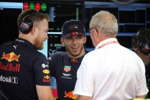 Gasly: It's coming together, everything fine with Red Bull