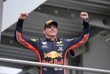 Verstappen: Communication with Red Bull key to Hockenheim victory