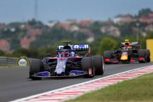 Kvyat not disappointed to be overlooked by Red Bull