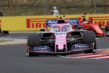 Stroll: Vettel pantas mendapatkan penalti yang sama dengan yang saya dapatkan di GP Italia