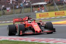 Vettel unsure where Ferrari stands against Merc, Red Bull