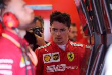 Leclerc: Harsh self-criticism best way to deal with errors