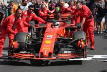 Vettel: Ferrari not lacking commitment to F1 fight