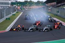 F1 reveals provisional 22-race calendar for 2020