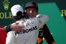 P2 in championship would be 'something special' for Verstappen