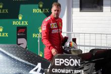 Vettel: Gap to win fair reflection of what Ferrari is missing